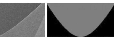 放物線形状や楕円のダイヤモンドバイトも研磨